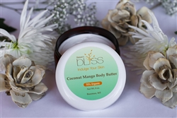 Coconut Mango Body Butter