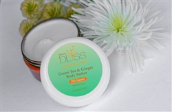 Green Tea & Ginger Body Butter