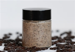 Coffee Shea Butter Scrub